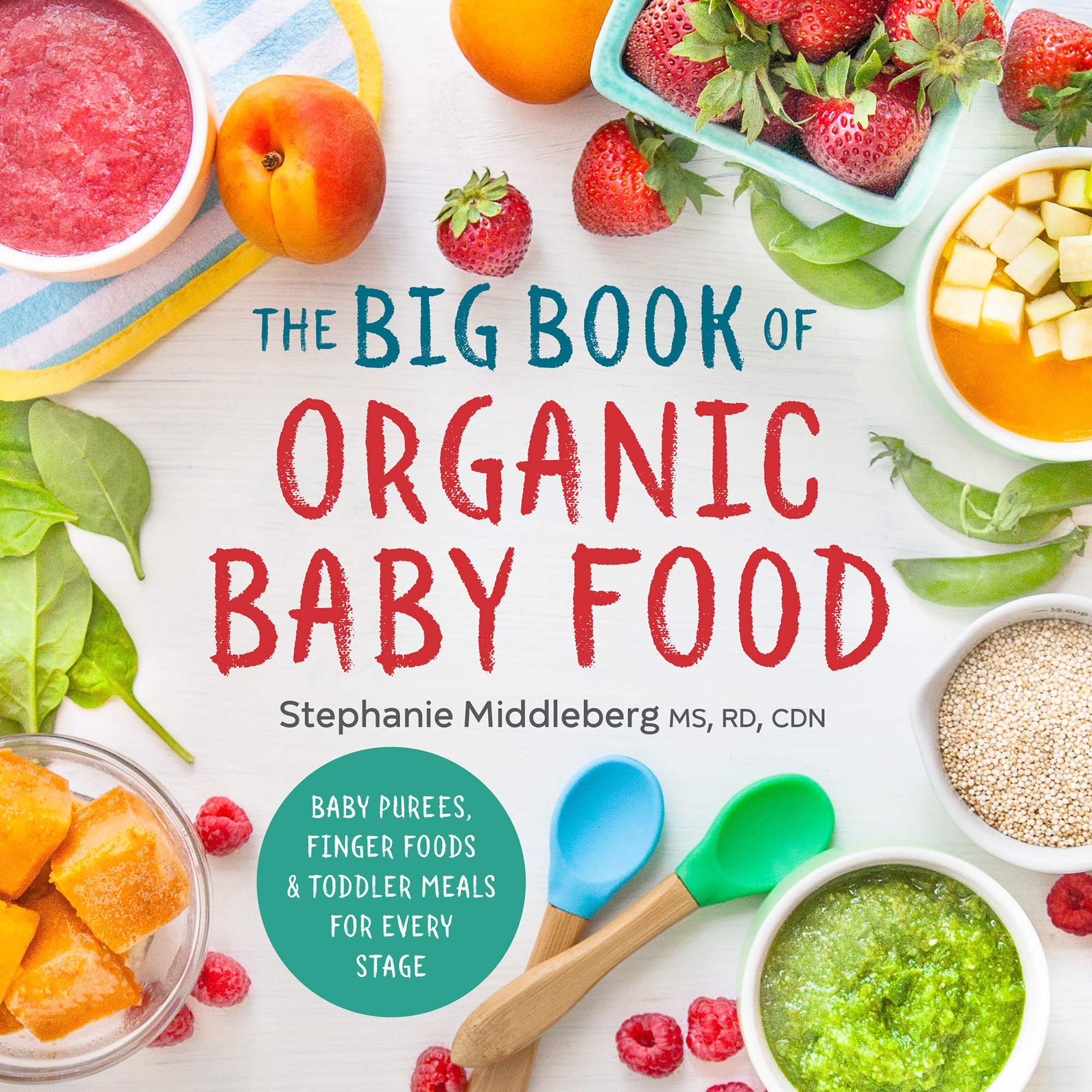 Middleberg nutrition books the big book of organic toddler food forumfinder Images